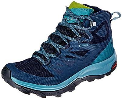 Salomon Women's OUTline Mid GTX W Hiking Boots