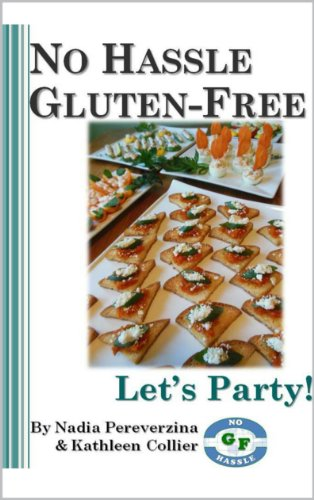 No Hassle Gluten-Free Let's Party! Healthy and Easy Recipes (English Edition) PDF Books
