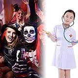 Doctor Role-Play Set, Disfraz de médico profesional para niños, Disfraz de médico para disfraces.