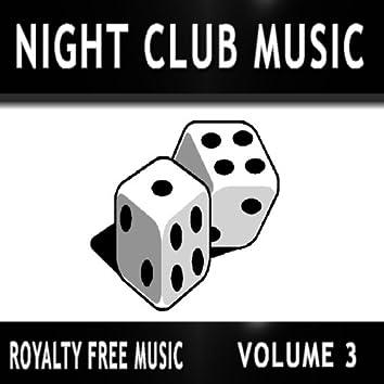 Night Club Music, Vol. 3 (Royalty Free Music)