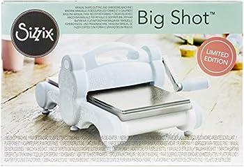 Sizzix Limited 663843 Die Cutting Machine Big Shot Sky Edition