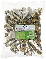 Sea Treats Whitefish Jerky Crunchies Medium Dog Treats, 1 kg