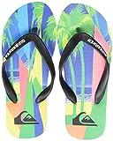 Quiksilver Molokai Vacancy Youth, Zapatos de Playa y Piscina para Niños, Multicolor...