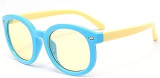 Premium Anti Blue Light Glasses For Children Retro Round Eyeglasses Fashion Optical Eyewears