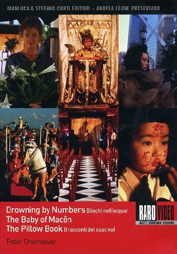Collezione Peter Greenaway (3 DVD) [Import]