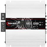 Taramps Bass 1200-1 Channel 1200 Watts RMS 2 Ohm Car Amplifier