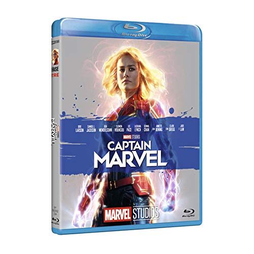 Captain Marvel 10° Anniversario Marvel Studios ( Blu Ray)