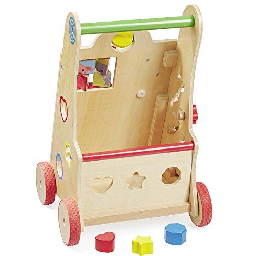 Howa Lauflernwagen aus Holz 6000 - 4