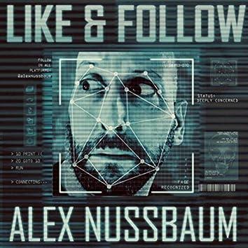 Like & Follow (Live)