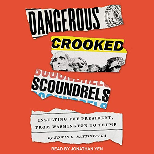 Dangerous Crooked Scoundrels cover art