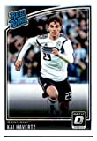 2018-19 Donruss Optic #191 Kai Havertz Germany Rookie Soccer Card. rookie card picture