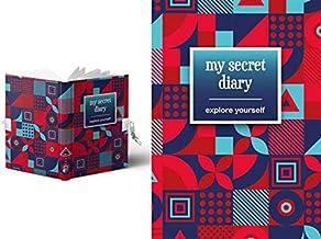 Roymart Dagboek met hangslot. Explore YourSelf