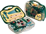 Theo Klein 8428 Bosch DIY Case with Cordless Drill, Toy, Multi-Colored