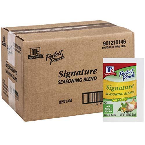 McCormick Perfect Pinch Signature Salt-Free Seasoning, 21 oz