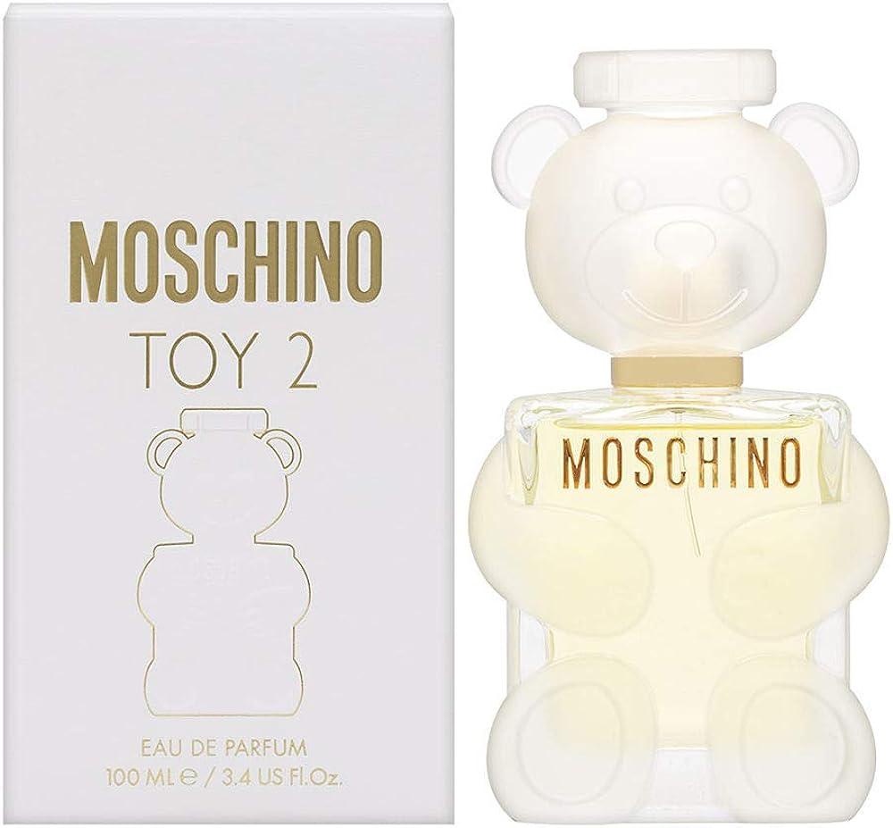 Moschino eau de parfum per donna - 100 ml 8011003839308
