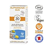 ALPHANOVA SUN CREMA SOLAR HIPOALERGÉNICA SPF30 BIO 50G