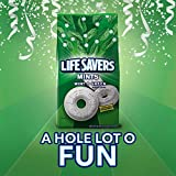 LIFE SAVERS Mints Wint-O-Green Hard Candy, Party Size Bag, 50 Ounce, Pack of 2