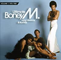 Ultimate Boney M: Long Versions & Rarities by BONEY M (2008-08-04)