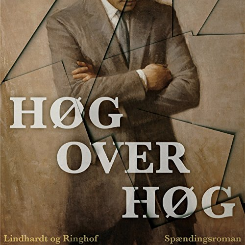Høg over høg audiobook cover art