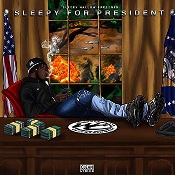 Sleepy Hallow Presents: Sleepy For President