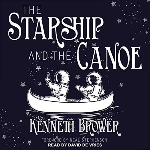 The Starship and the Canoe cover art