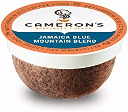 Cameron's Coffee Single Serve Pods, Jamaica Blue Mountain Blend, 12 Count (Pack of 1)