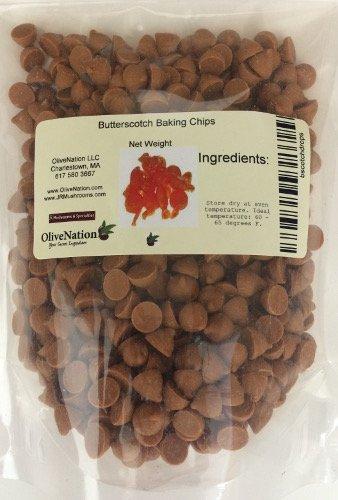 Guittard Butterscotch Baking Chips from OliveNation - 32 ounces