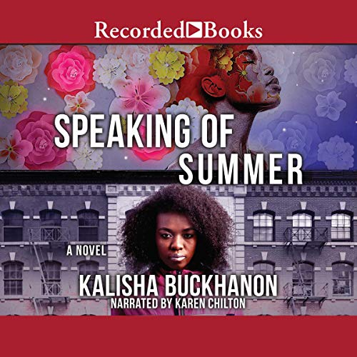 Speaking of Summer audiobook cover art
