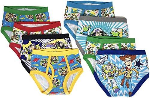 New BNIP Toy Story boys kids Undies Briefs jocks 6 pack cotton underwear