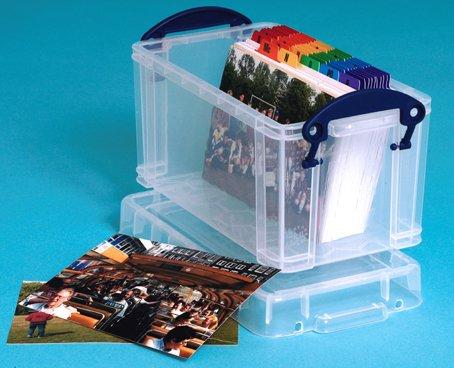 Really Useful Box 24 x 13 x 12,5 cm - 2,1l - 6er Set