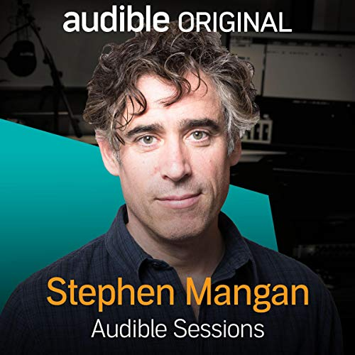 Stephen Mangan cover art