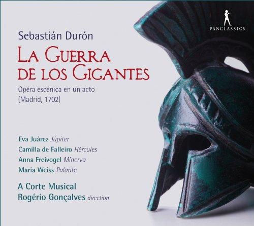 Duron: La Guerra De Los Gigantes / Juarez, Falleiro, Freivogel, Weiss, A Corte Musical - Gonçalves