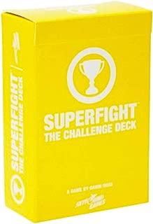 superfight challenge deck