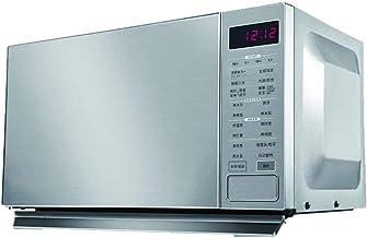 Horno microondas, horno inteligente de conversión digital de frecuencia de micro vapor, con tres modos de descongelación y un menú privado personalizado, adecuado para freír filetes, leche caliente