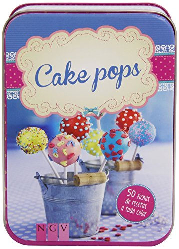 Cake Pops. Caja De Recetas