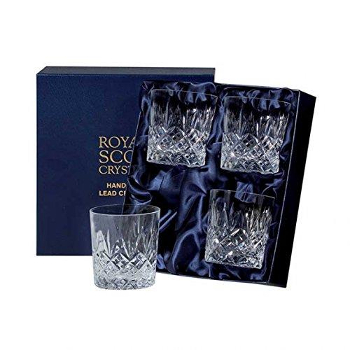 Royal Scot Edinburgh Whisky Tumblers