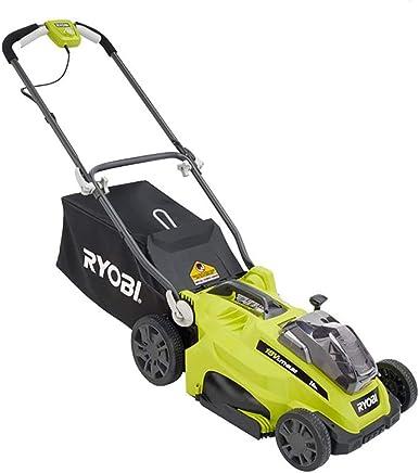 Amazon com: cordless lawn mower - Ryobi
