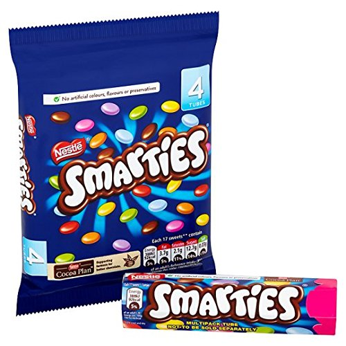 Nestle Smarties, Original English Imported From The UK England...