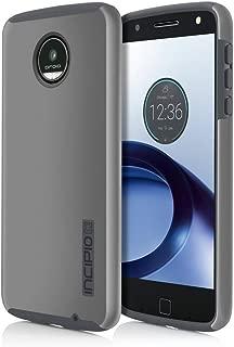 Incipio DualPro for Moto Z Droid (Sheridan) - Iridescent Gray/Gray