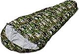 normani Einzel Mumienschlafsack 230 x 80 cm bis - 15°C Farbe Digital