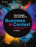 Business in Context: An Introduction to Business and its Environment