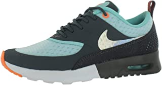 Scarpe Donna NIKE Wmns Air MAX THEA PRM 616723 (36-101 Grey-Blue-Orange)