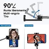 Zoom IMG-2 yoozon bastone selfie stick bluetooth