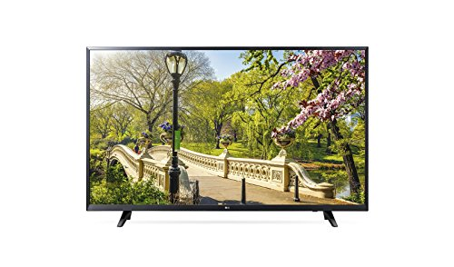 LG 43' TV Smart LED 4K Ultra HD 43UJ6200, Negro