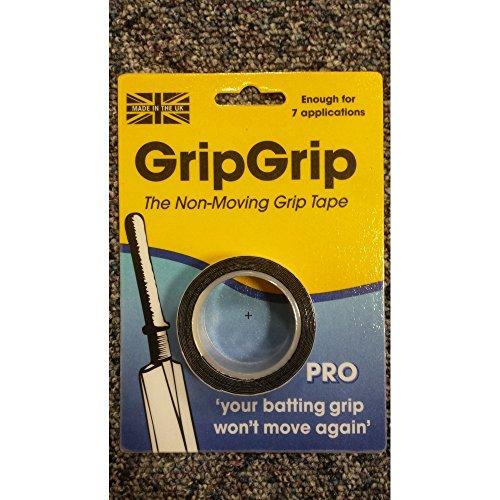 Grip Grip Pro The Non Moving Cricket Grip Tape Black