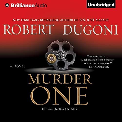 Murder One Audiobook By Robert Dugoni cover art