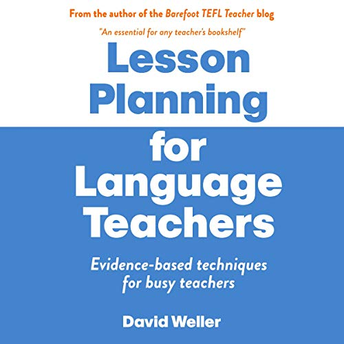 Lesson Planning for Language Teachers: Evidence-Based Techniques for Busy Teachers cover art