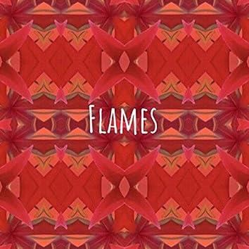 FLAMES (feat. Michael Kaneko & Yukiko Tanaka)