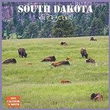 South Dakota Wild & Scenic Calendar 2022: Official South Dakota State Calendar 2022, 16 Month Calendar 2022