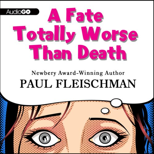 A Fate Totally Worse Than Death audiobook cover art